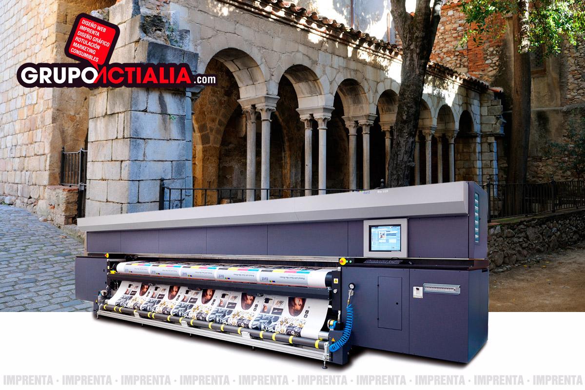 Grupo Actialia imprenta Breda