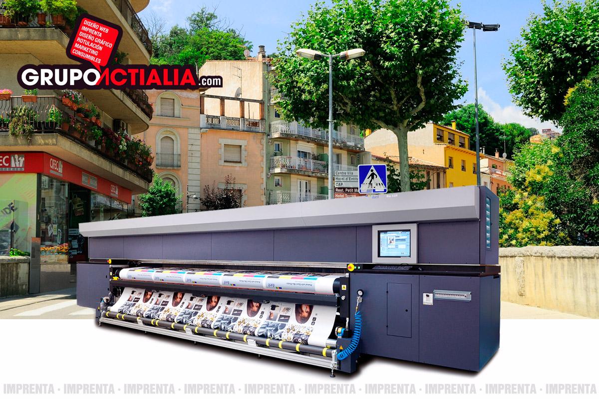 Grupo Actialia imprenta arbucies