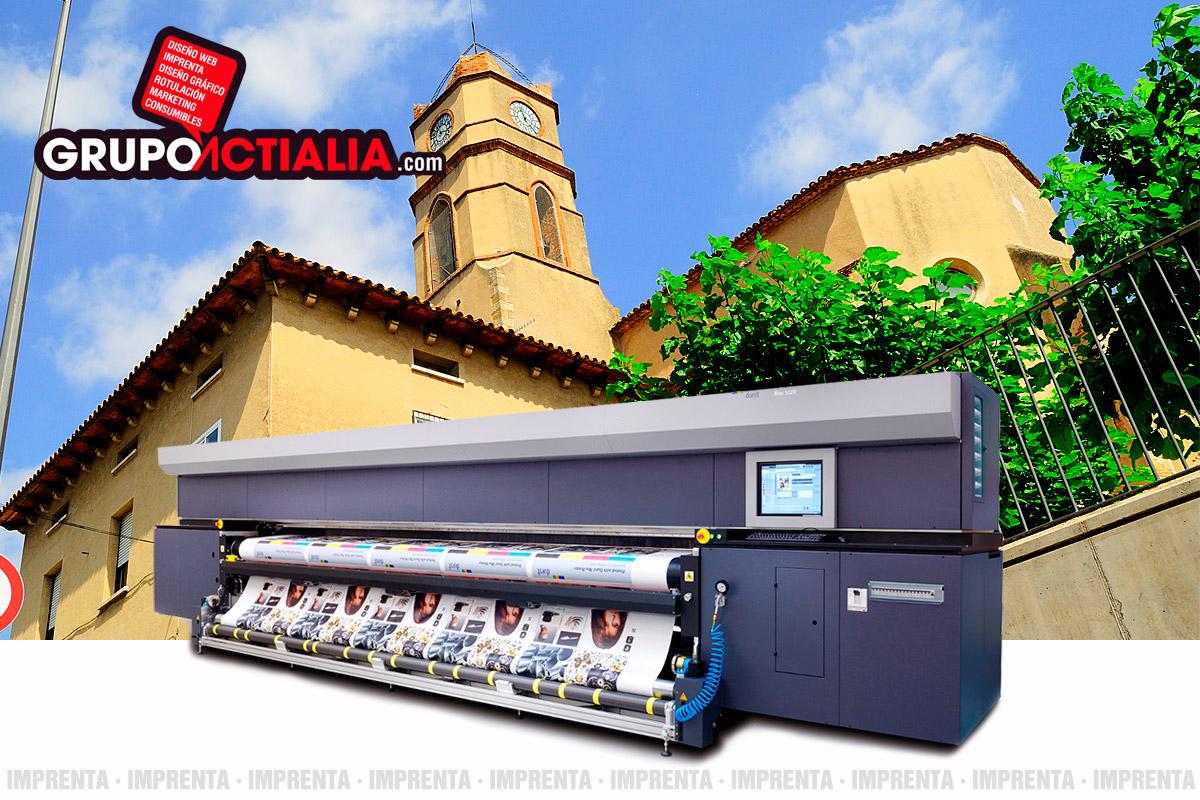 Imprenta Llinars del Vallès