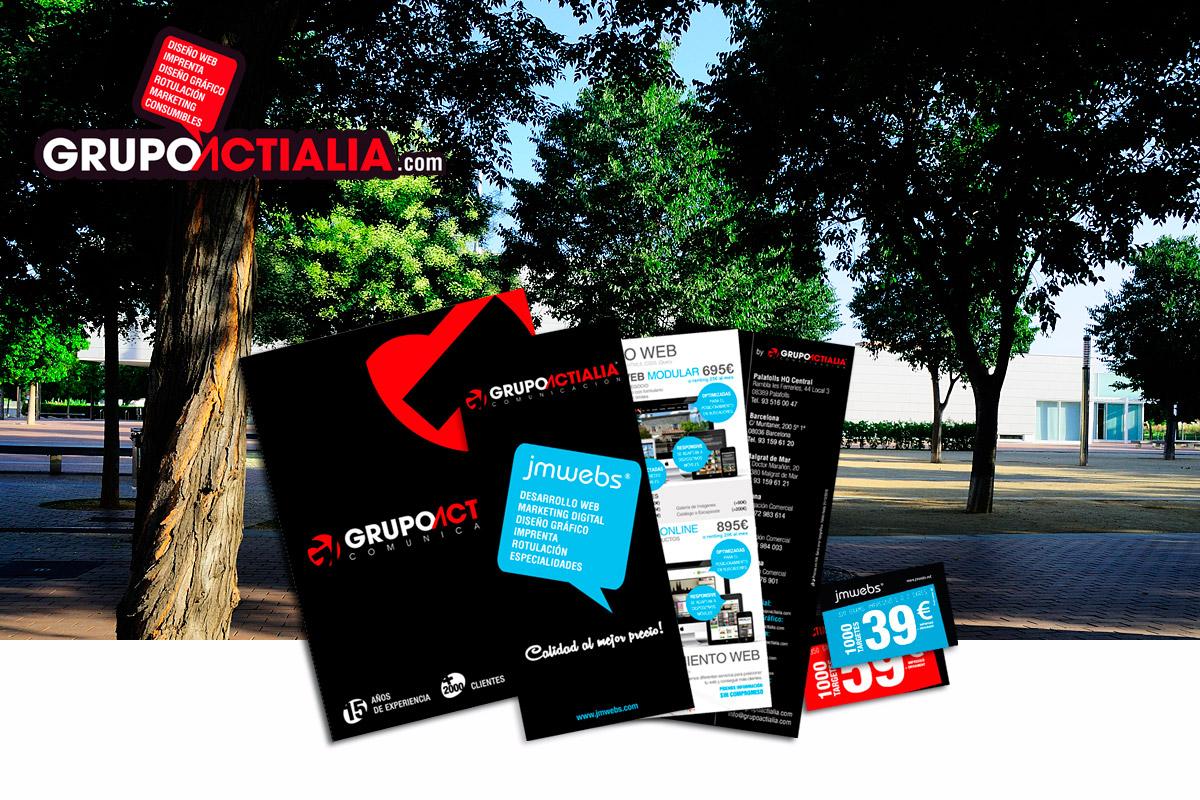 Grupo Actialia visita Barberà del Vallès