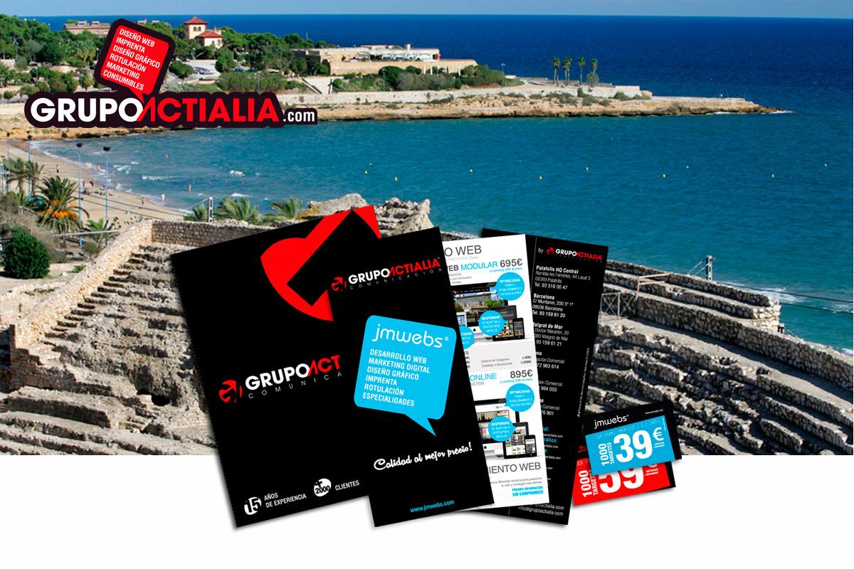 visita presentacion Castello de Empuries