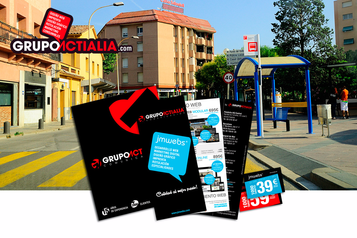 Grupo Actialia visita Montmeló