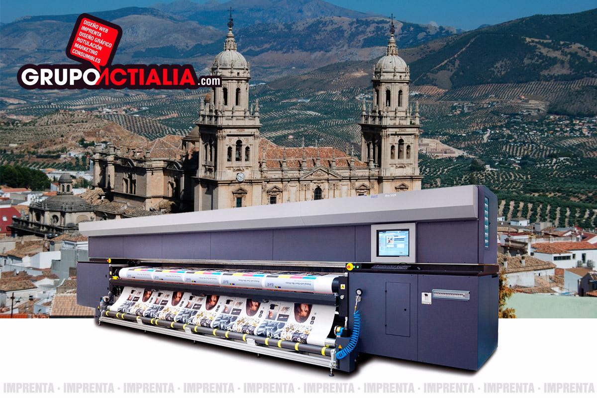 Imprenta Jaén