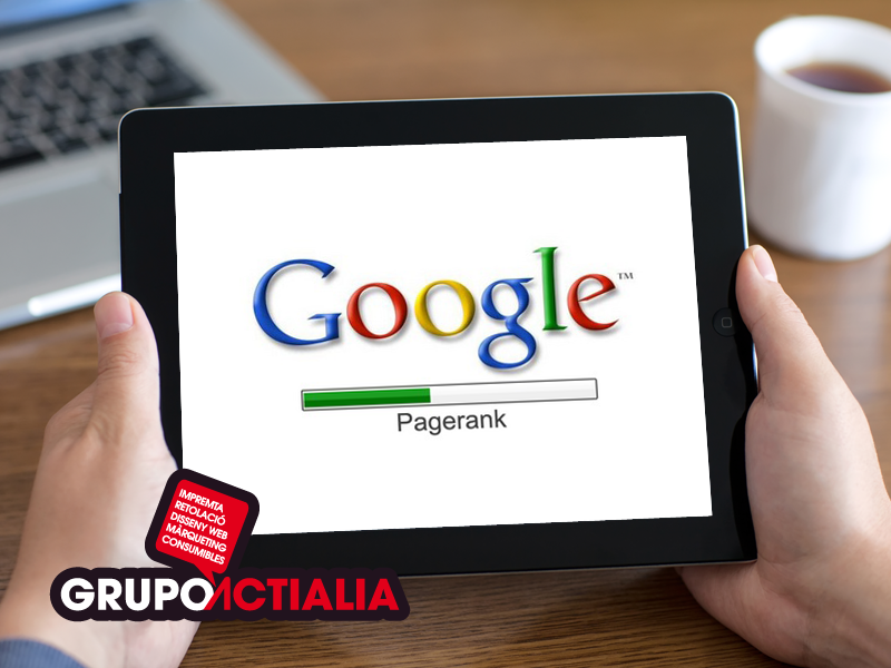Google Pagerank actualización Nov-2012