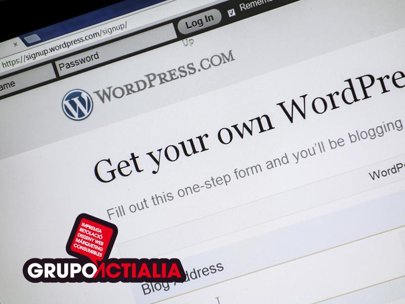 Blog WordPress; las principales ventajas