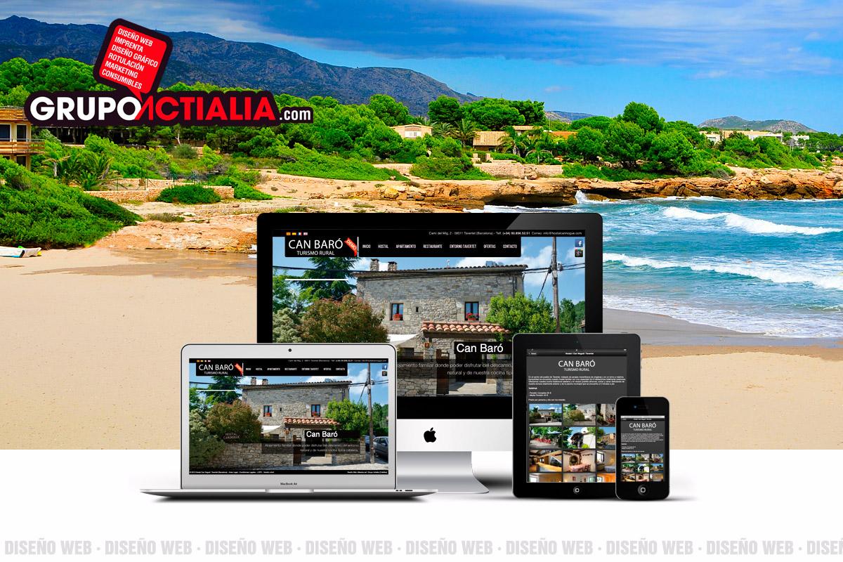 Diseño Web L'Amtella de Mar