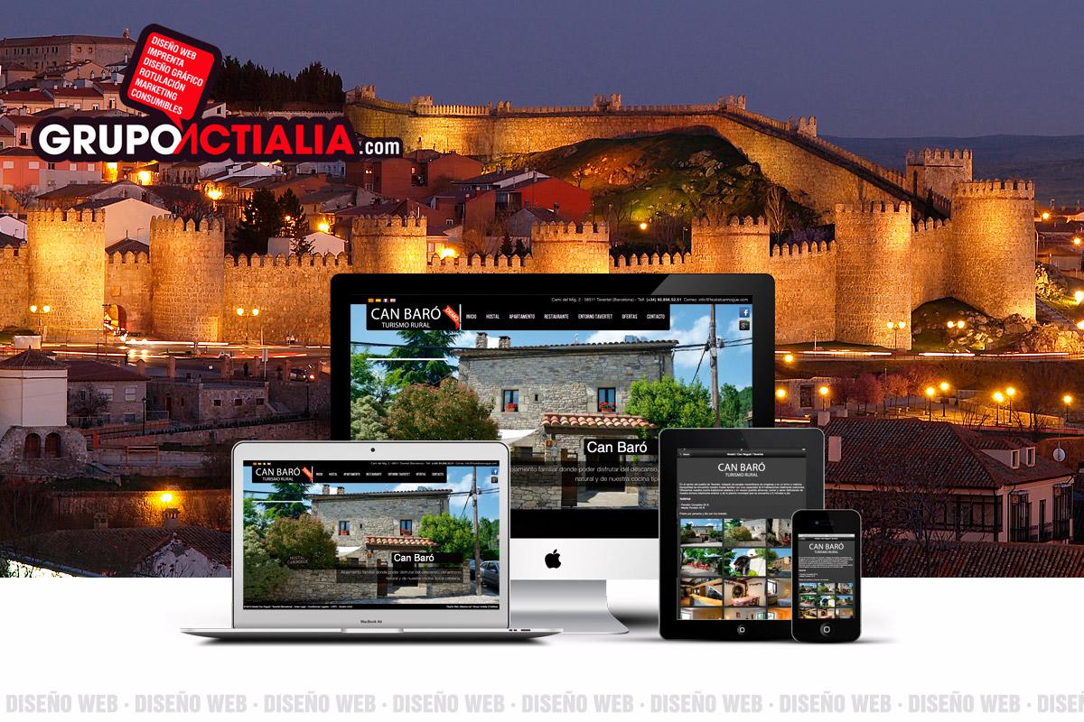 Diseño Web Ávila