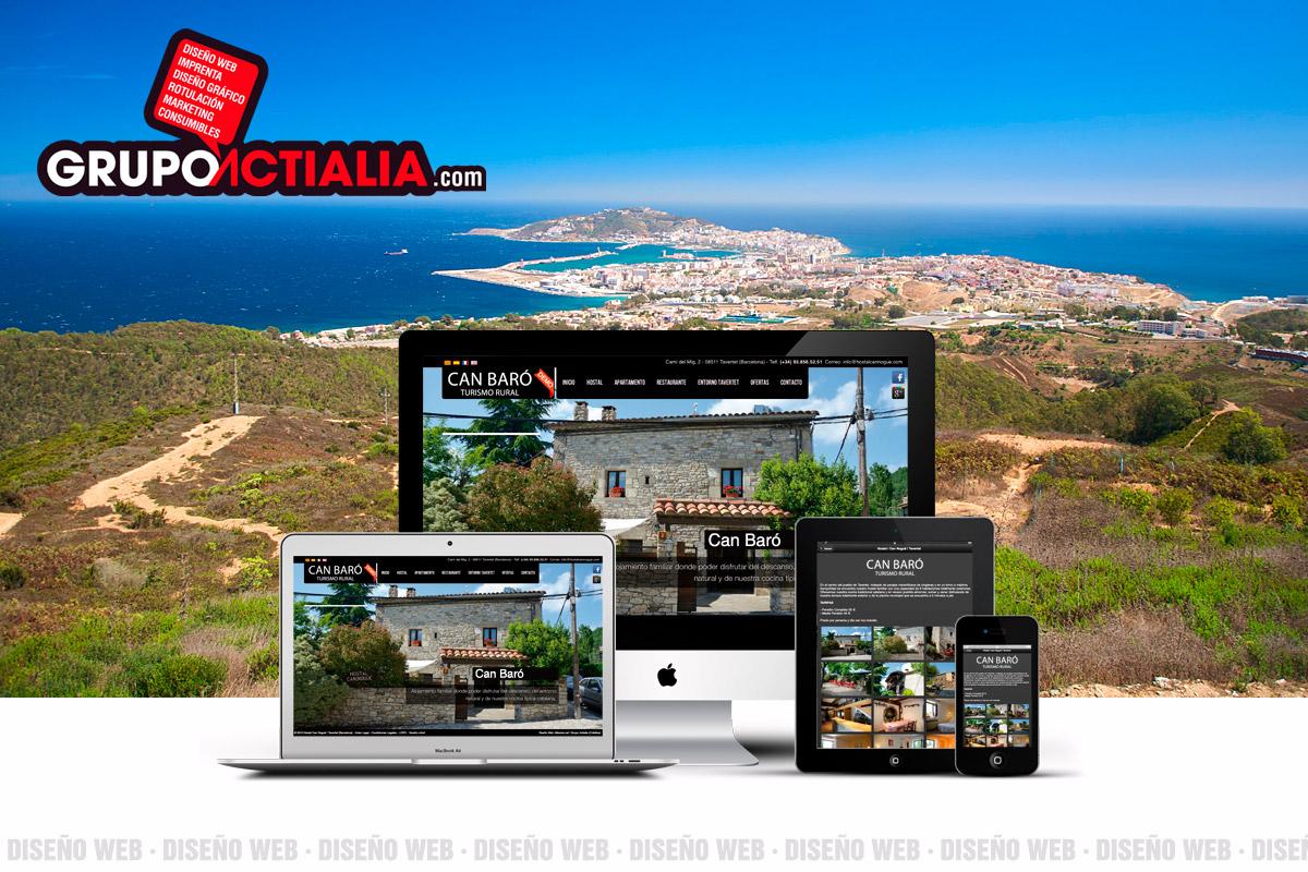 Diseño Web Ceuta
