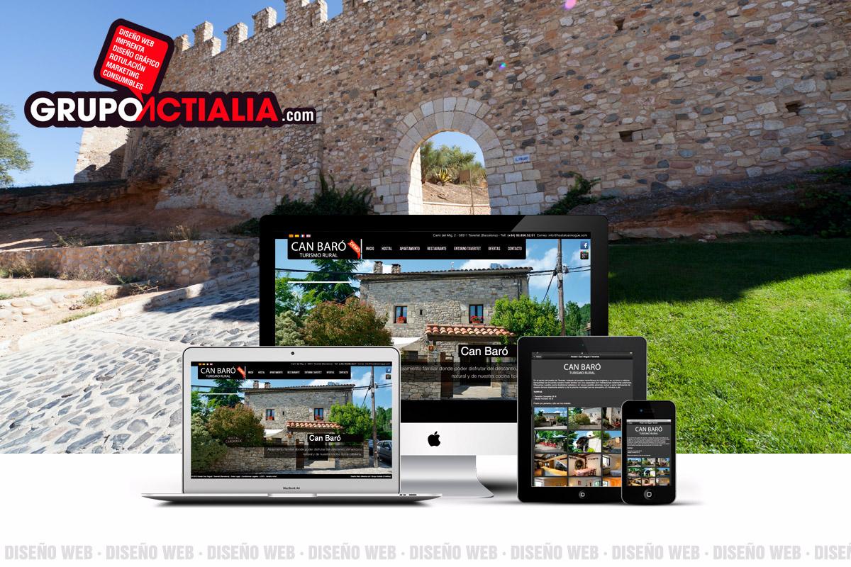 Diseño Web Montblanc