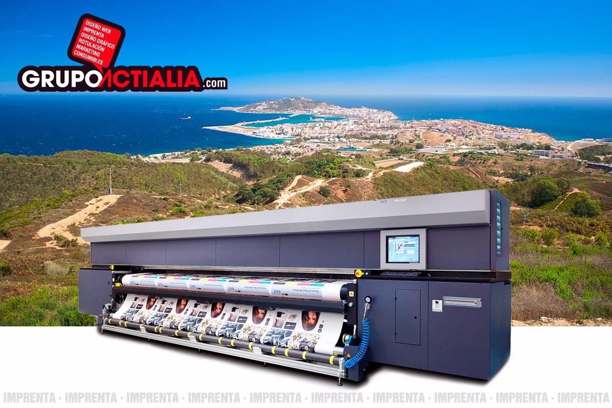 Imprenta Ceuta