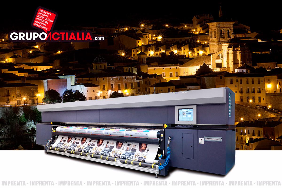 Imprenta Chinchilla de Montearagón