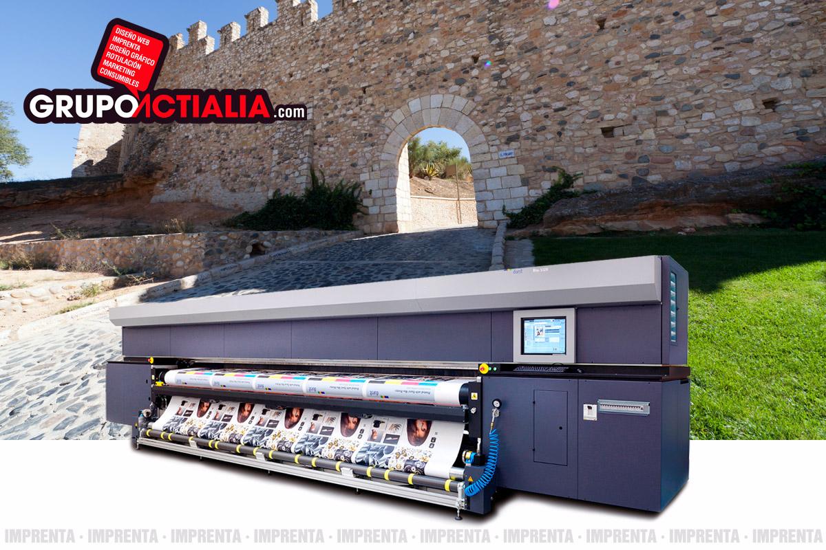 Imprenta Montblanc