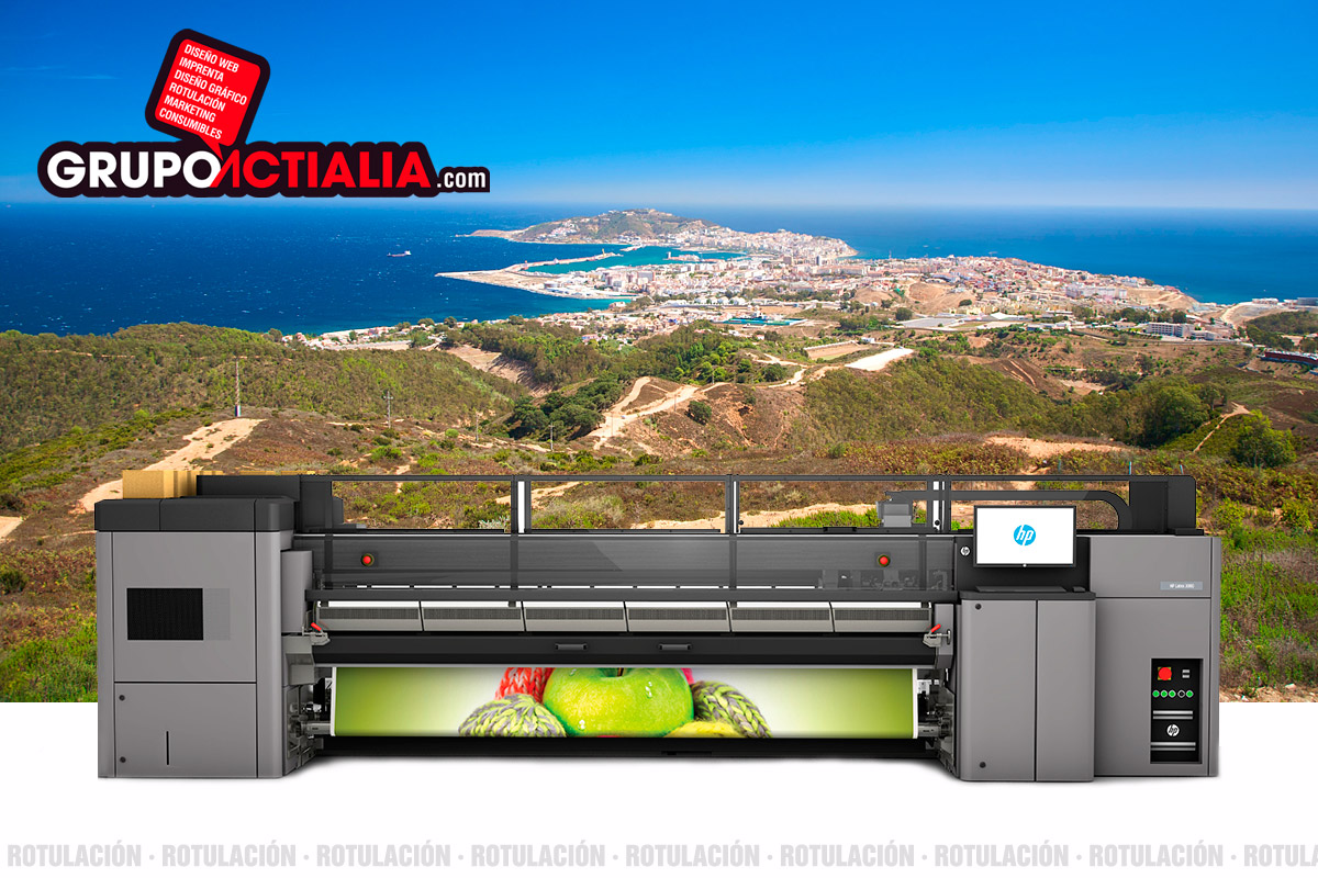 Rotulación Ceuta