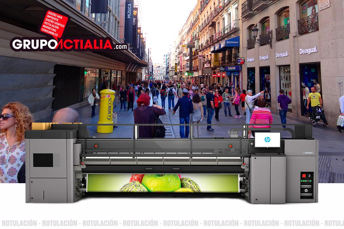 Rotulación Madrid