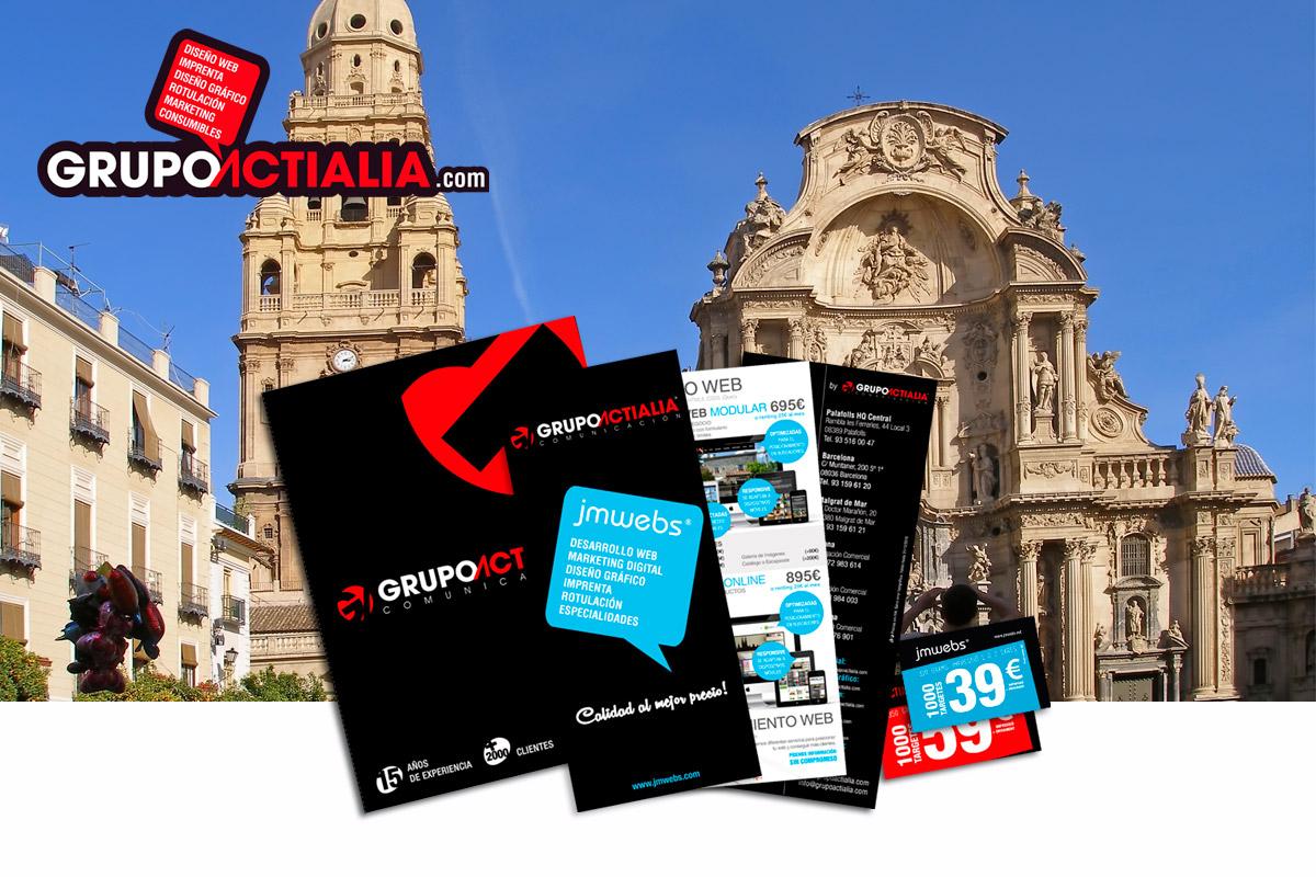Grupo Actialia visita Murcia