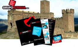 Grupo Actialia visita Pamplona