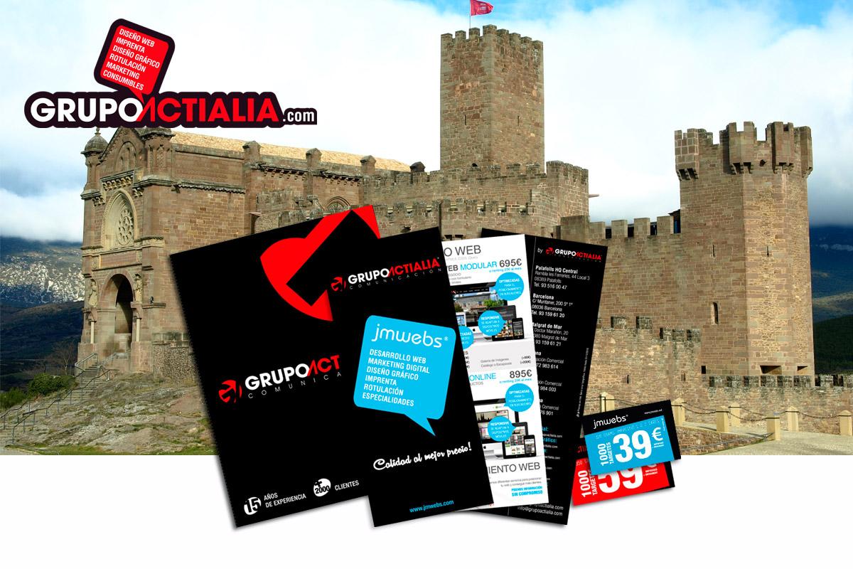 Rotulación Pamplona