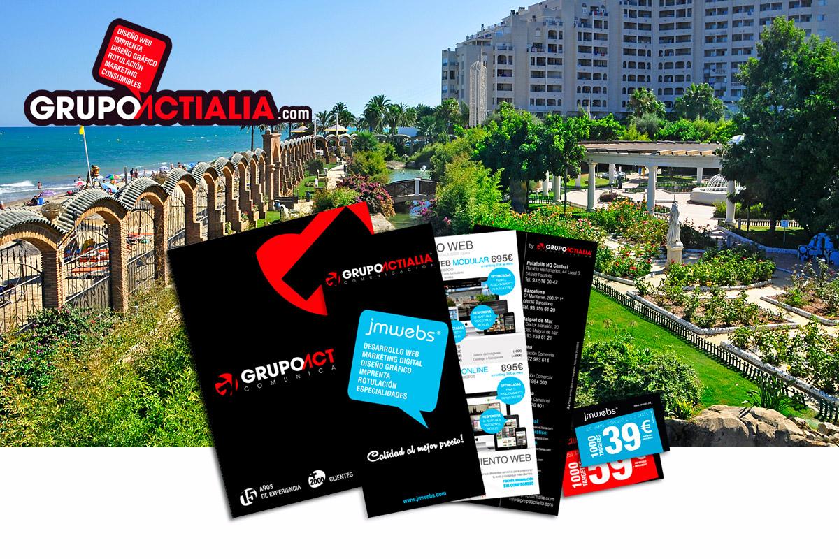 Grupo Actialia visita Castellón de la Plana