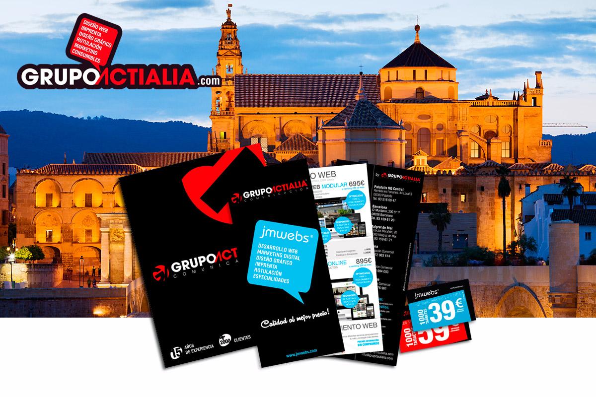 Grupo Actialia visita Córdoba