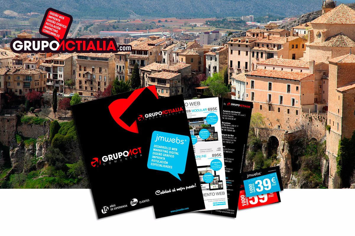 Grupo Actialia visita Cuenca