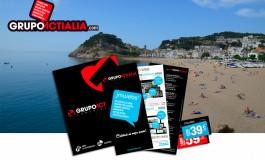 Grupo Actialia visita Tossa de Mar