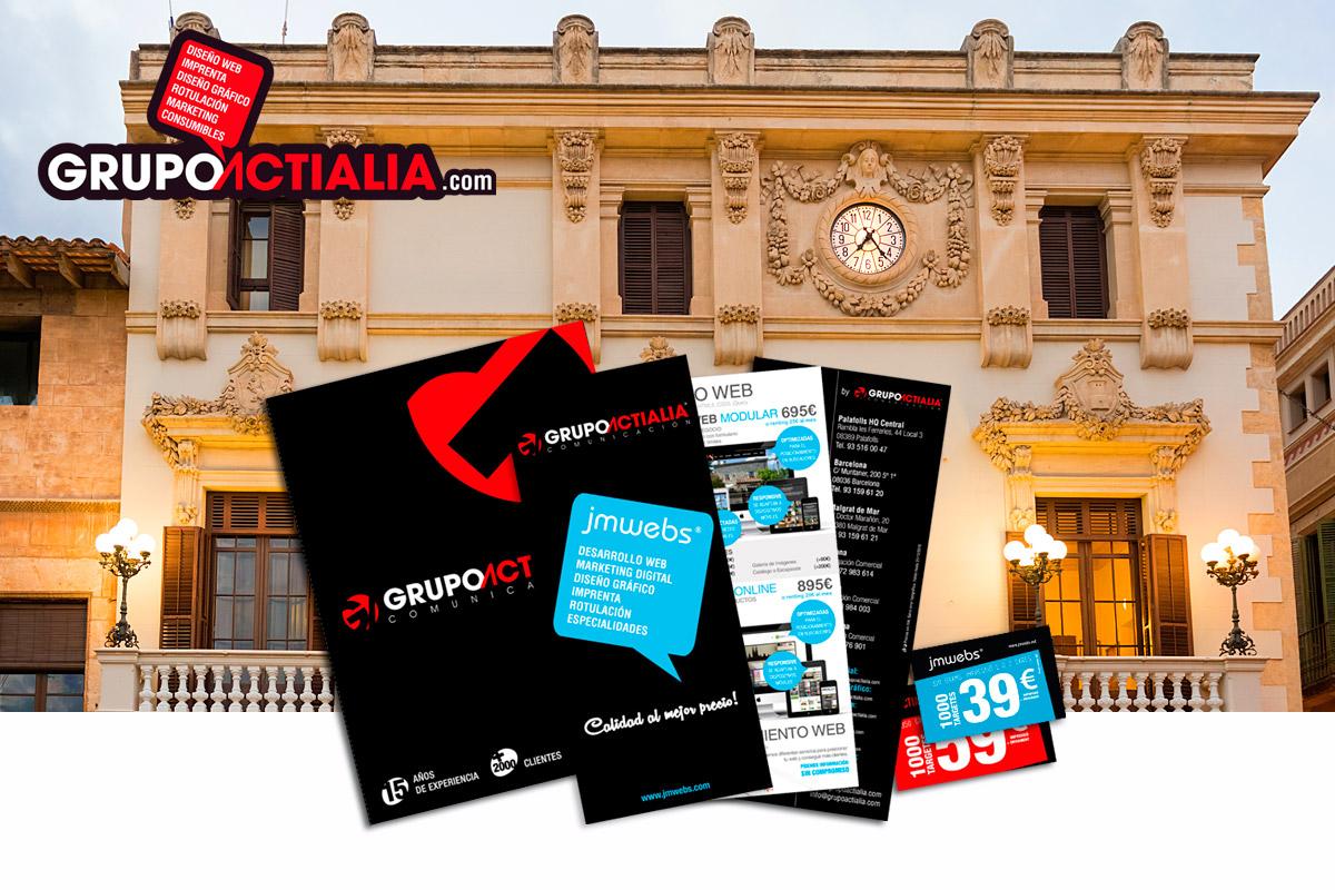 Grupo Actialia visita Vilafranca del Penedès