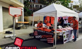 Grupo Actialia participa en Fira la Maduixa Sant Cebrià de Vallalta